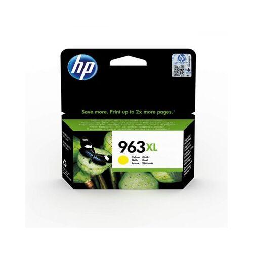 HP Inc. Wkład do drukarki atramentowej 963XL Żółty 3JA29AE