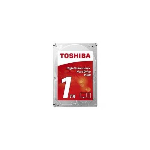 """Toshiba HDD P300 1TB 3.5"""" S3 7200rpm 64MB bulk"""