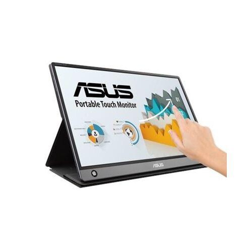 Asus Monitor 16 MB16AMT 15.6'' FHD IPS DOTYK 5ms MicroHDMI USB-C GŁOŚNIK 0.9KG