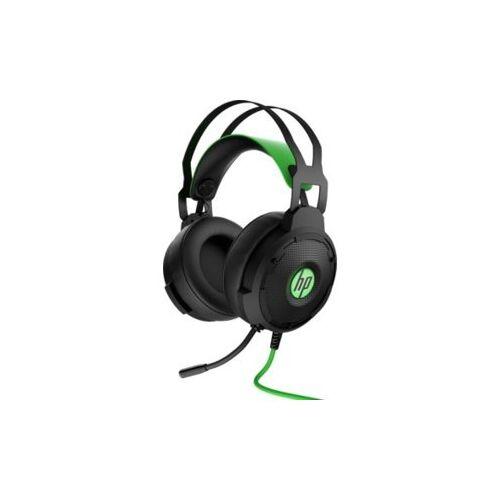 HP Inc. Zestaw słuchawkowy Pavilion Gaming 600 zielony 4BX33AA