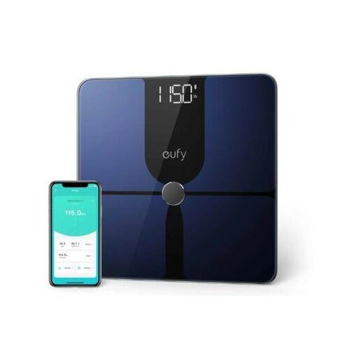 EUFY Waga łazienkowa Smart Scale P1 czarna