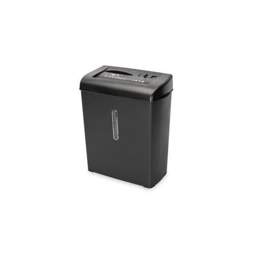 Digitus Niszczarka dokumentów oraz kart kredytowych i płyt CD X7CD max. 7 arkuszy ścinki DIN P-3 15L