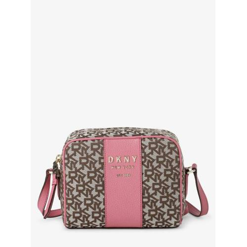 DKNY - Damska torebka na ramię, różowy