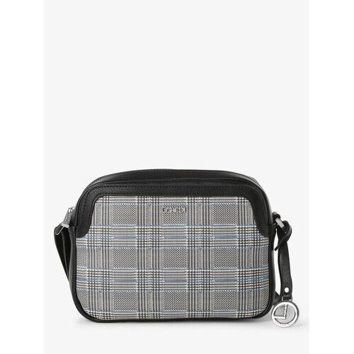 L.Credi - Damska torebka na ramię, szary