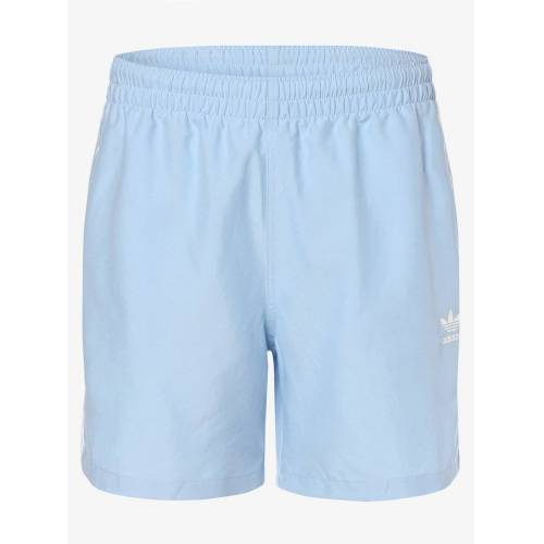 Adidas Originals - Męskie spodenki kąpielowe, niebieski