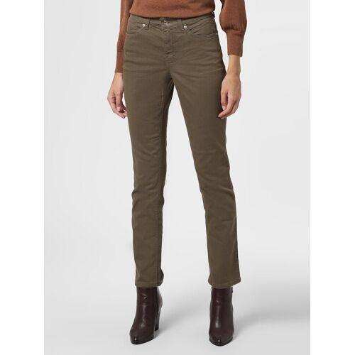 MAC - Spodnie damskie – Melanie, zielony