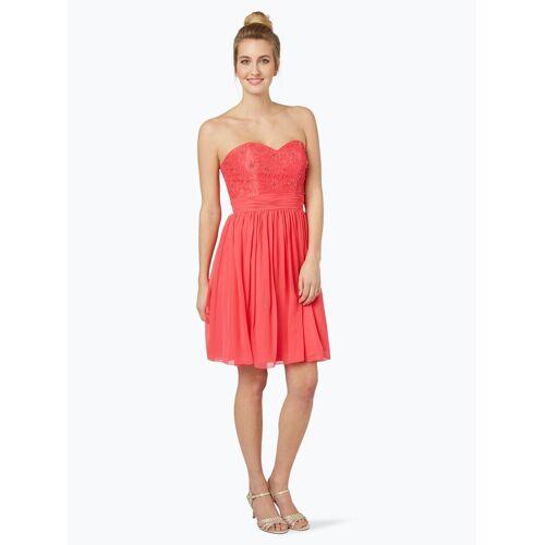 Laona - Damska sukienka koktajlowa, różowy