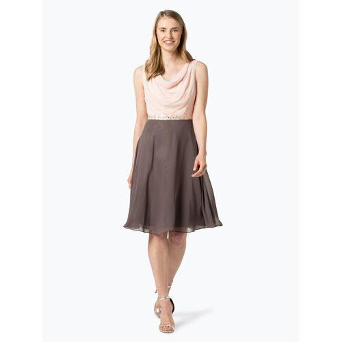 Ambiance - Damska sukienka koktajlowa, beżowy