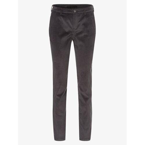 MAC - Spodnie damskie – Chino, szary