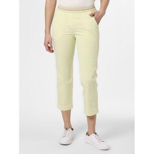 Toni - Spodnie damskie – Sue, żółty