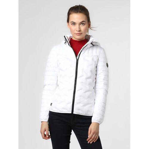 Superdry - Damska kurtka puchowa, biały