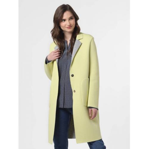 Rino & Pelle - Płaszcz damski, żółty