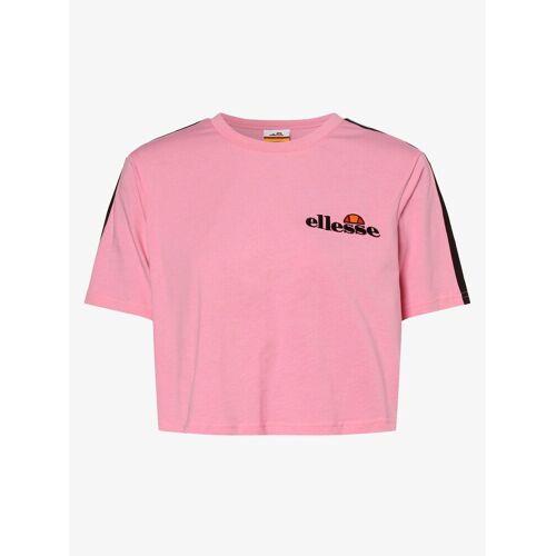 ellesse - T-shirt damski – Amarillo, różowy