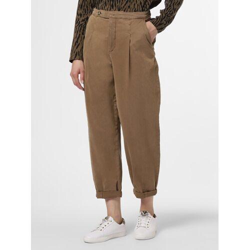 SET - Spodnie damskie, beżowy