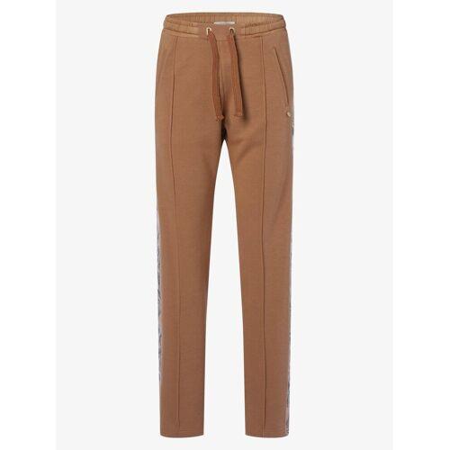 Scotch & Soda - Damskie spodnie dresowe, beżowy
