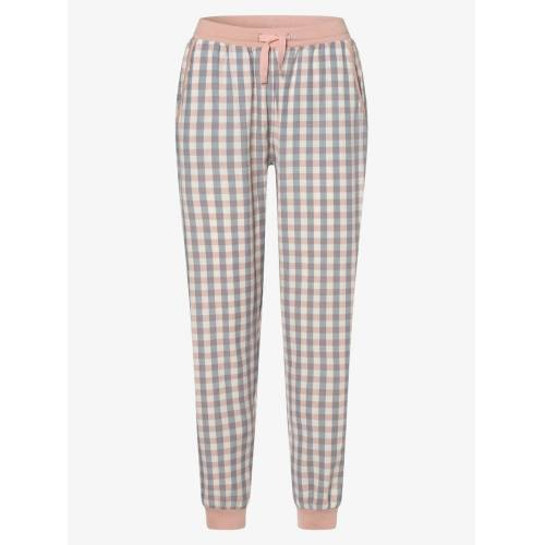 Marie Lund - Damskie spodnie od piżamy, różowy