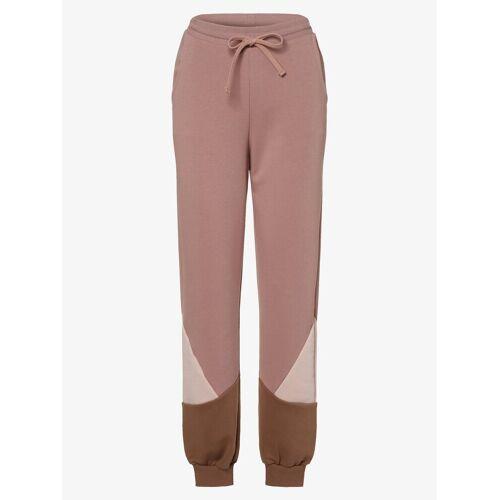 Noisy May - Damskie spodnie dresowe – NMLia, beżowy