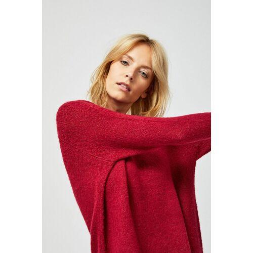 MOODO Sweter wełniany