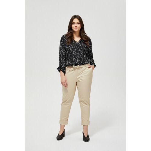 MOODO Spodnie typu chinos