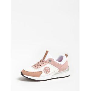 Guess Sneakersy Z Ozdobnymi Wstawkami Model Marlyn