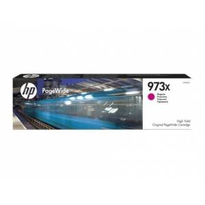 HP Oryginał HP No. 973 X purpurowy