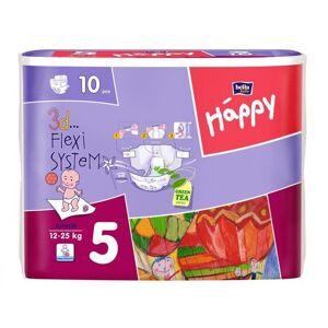 Bella Happy Pieluszki dla dzieci 5 (10) JUNIOR 12-25