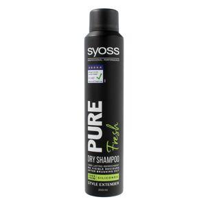 Syoss Schwarzkopf Syoss Pure Fresh Suchy szampon do włosów 200 ml