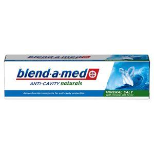 Blend-a-med Natural Mineral Salt Pasta do zębów 100 ml