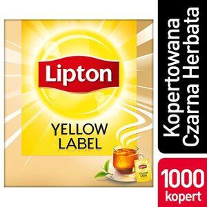 Lipton Yellow Label Herbata czarna 1000 kopert