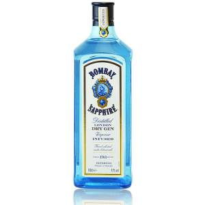 Bombay Sapphire Gin Bombay Sapphire 40% 1 l