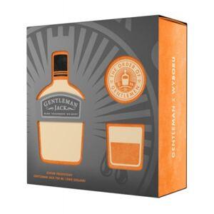 Gentelman Jack Gentleman Jack 40% 0,7 l +2 szkl.