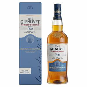 The Glenlivet Founder's Reserve Szkocka whisky single malt 700 ml