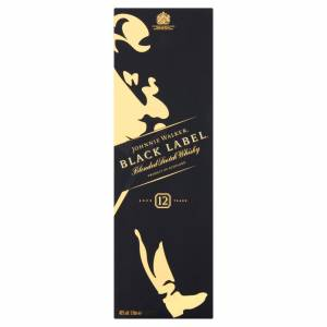 Johnnie Walker Black Label Szkocka whisky 1 l