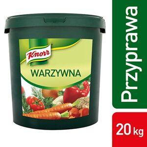 Knorr Przyprawa Warzywna Szefa Kuchni Delikat 20 kg