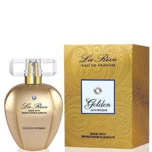 La Rive for Woman Golden woda perfumowana z kryształkiem Swarovskiego 75 ml