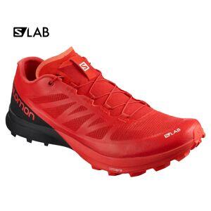 Salomon Buty Salomon S-Lab Sense 7 SG M Czarno-Czerwone  - Mężczyzna - Czarny - Rozmiar: 10.0