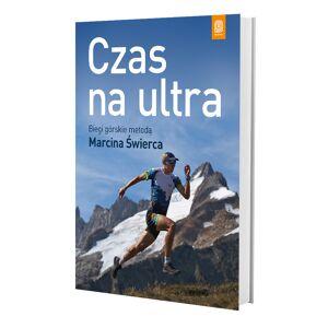 Inne Książka Czas Na Ultra Biegi Górskie Metodą Marcina Świerca  - Unisex - Rozmiar: One Size