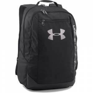 Under Armour Under Amour Hustle Backpack (1273274-001)  - Czarny - Size: One Size