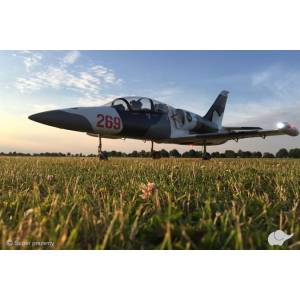 Lot myliwcem Aero L-39 Albatros