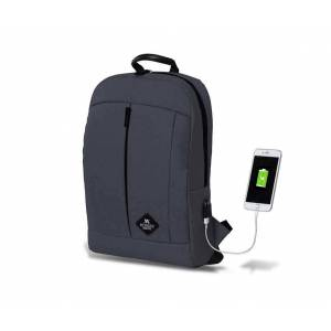 Plecak USB Yosit Dark Grey