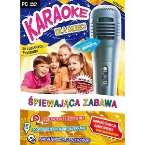 L.K. Avalon Karaoke Dla Dzieci: Śpiewająca Zabawa - z mikrofonem