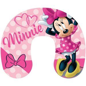 Jerry Fabrics Poduszka podróżna Minnie pink, 40 x 40 cm