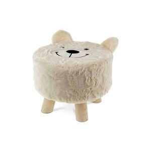 4-Home Taboret Little Teddy, 29 x 35 cm