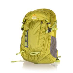 4-Home Outdoor Gear Plecak turystyczny Track zielony, 33 x 49 x 22 cm