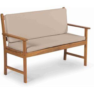 Fieldmann FDZN  9021 poduszki na ławkę dwuosobową brązowy