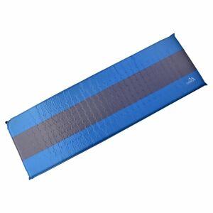 Cattara Karimata samopompująca niebieski, 195 x 60 x 5 cm