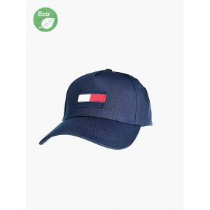 "Tommy Jeans ""Big Flag Cap"" Blue"
