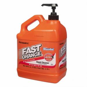 CLINEX Emulsja do mycia rąk Fast Orange PERMATEX 3,78L