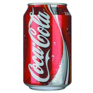 Coca-Cola Napój gazowany COCA-COLA 0,33l puszka 24szt.