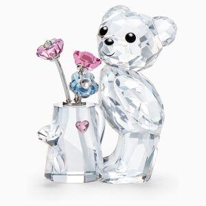 Swarovski Kris Bear - Spring Flowers